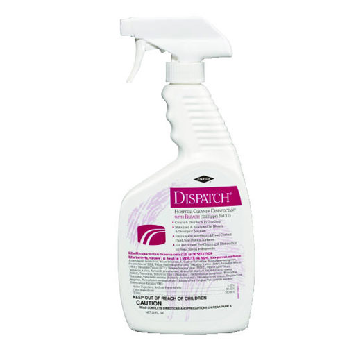 Caltech Dispatch 1-Step Disinfectant Trigger Spray 22 Oz SKU#CLO68967CT, Clorox Caltech Dispatch 1-Step Disinfectant Trigger Spray 22 Oz SKU#CLO68967CT
