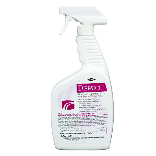 Caltech Dispatch 1-Step Disinfectant Trigger Spray 32 Oz SKU#CLO68970, Clorox Caltech Dispatch 1-Step Disinfectant Trigger Spray 32 Oz SKU#CLO68970