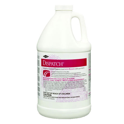 Caltech Dispatch 1-Step Disinfectant Bottle 64 Oz SKU#CLO68973, Clorox Caltech Dispatch 1-Step Disinfectant Bottle 64 Oz SKU#CLO68973