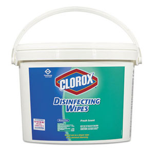 Clorox Disinfecting Wipes Bucket SKU#CLO31547, Clorox Disinfecting Wipes Bucket SKU#CLO31547