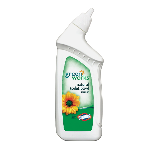 Clorox Green Works Natural Toilet Bowl Cleaner SKU#CLO00451, Clorox Green Works Natural Toilet Bowl Cleaner SKU#CLO00451
