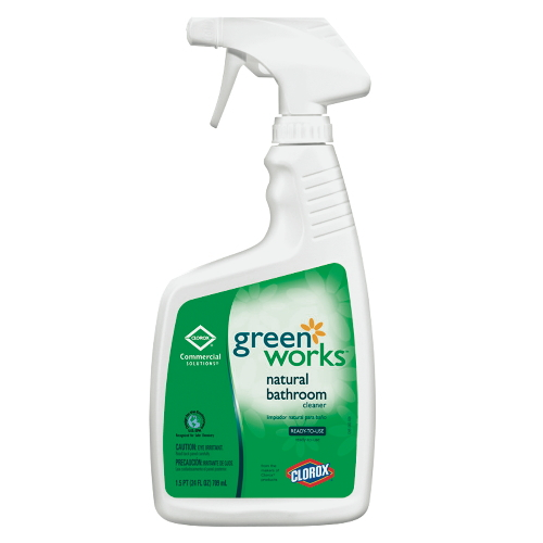 Clorox Green Works Natural Bathroom Cleaner SKU#CLO00452CT, Clorox Green Works Natural Bathroom Cleaner SKU#CLO00452CT