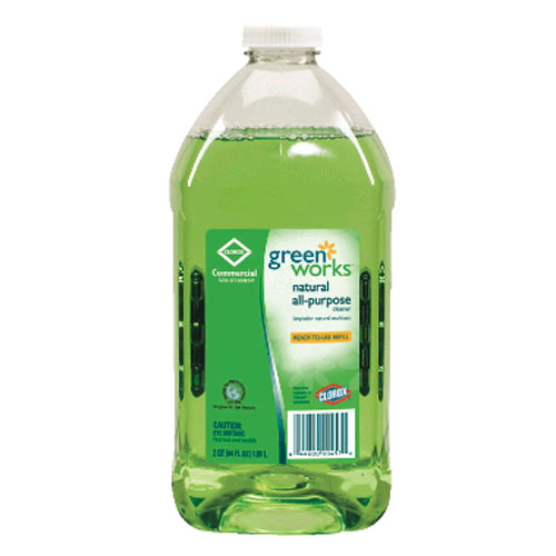 Clorox Green Works Natural All-Purpose Cleaner SKU#CLO00457CT, Clorox Green Works Natural All-Purpose Cleaner SKU#CLO00457CT