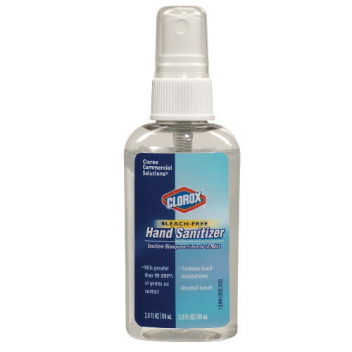 Clorox Hand Sanitizing Spray SKU#CLO02174, Clorox Hand Sanitizing Spray SKU#CLO02174