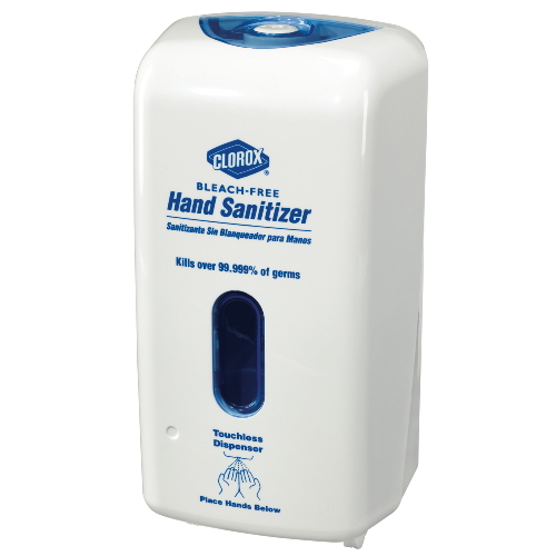Clorox Touchless Hand Sanitizer Dispensers SKU#CLO30242CT, Clorox Touchless Hand Sanitizer Dispenser SKU#CLO30242CT