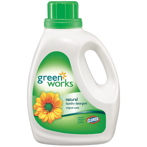 Clorox Green Works Liquid Laundry Detergent SKU#CLO303191