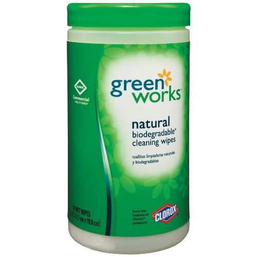 Clorox Green Works Wipes SKU#CLO30380CT, Clorox Green Works Wipes SKU#CLO30380CT