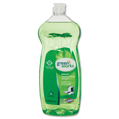 Clorox Green Works Natural Dishwashing Liquid SKU#CLO30381CT, Clorox Green Works Natural Dishwashing Liquid SKU#CLO30381CT