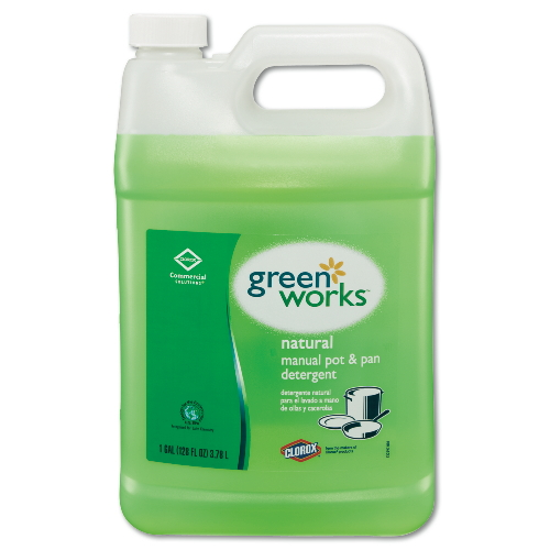 Clorox Green Works Natural Dishwashing Liquid SKU#CLO30388CT, Clorox Green Works Natural Dishwashing Liquid SKU#CLO30388CT