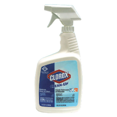 Clorox Clean-Up Cleaner w Bleach SKU#CLO35417CT, Clorox Clean-Up Cleaner with Bleach SKU#CLO35417CT