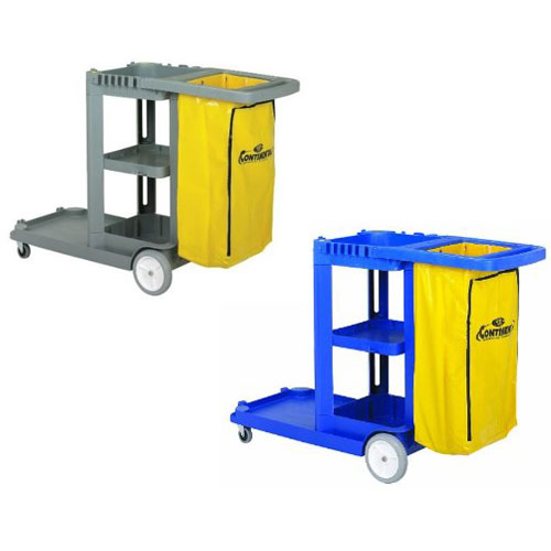 Continental Standard Janitorial Cart SKU#CON184, Continental Standard Janitorial Cart SKU#CON184,CON184,CON 184