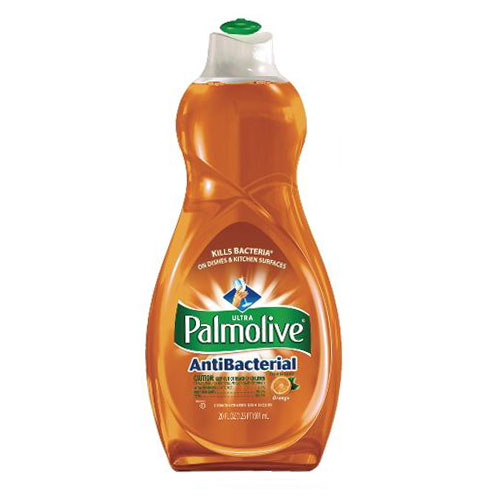 Orange Scented Palmolive Ultra Antibacterial Dishwashing Liquid 20 Oz SKU#CPC46113CT, Colgate-Palmolive Orange Scented Palmolive Ultra Antibacterial Dishwashing Liquid 20 Oz SKU#CPC46113CT