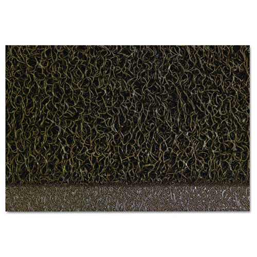 Brown Spaghetti Vinyl Loop Wiper-Scraper Mat 3x5Ft SKU#CRODEMB35BRO, Crown Mats Brown Spaghetti Vinyl Loop Wiper-Scraper Mat 3x5Ft SKU#CRODEMB35BRO