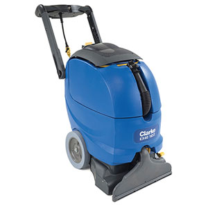 Clarke EX40 16ST Self-Contained Carpet Extractor SKU#CLK56265504, Clarke EX40 16ST Self-Contained Carpet Extractor SKU#CLK56265504