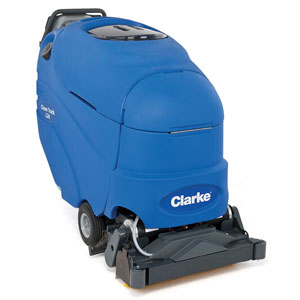 Clarke Clean Track L24 Self-Contained Carpet Extractor SKU#CLK56317012, Clarke Clean Track L24 Self-Contained Carpet Extractor SKU#CLK56317012