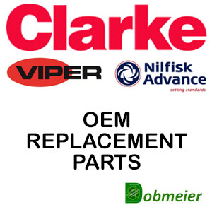 Nilfisk, Clarke, Viper, Advance OEM Replacement Part #56107808 - A/C COMPRESSOR ASSEMBLY, Nilfisk, Clarke, Viper, Advance OEM Replacement Part #56107808 - A/C COMPRESSOR ASSEMBLY