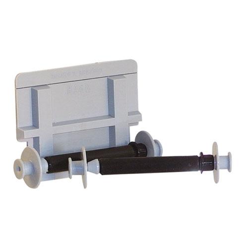 Standard Toilet Roll Dispensers
