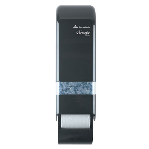 Cormatic Designer Series Vertical 3 Roll Toilet Roll Dispenser SKU#GPCDS0350B, Georgia Pacific Cormatic Designer Series Vertical 3 Roll Bathroom Tissue Dispenser SKU#GPCDS0350B