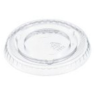 Solo Clear PET Lids For Plastic Cups SKU# DA 605TP, Dart Solo Clear PET Lids For Plastic Cups SKU# DA 605TP