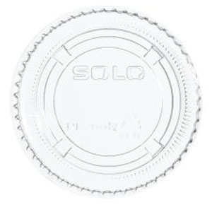 Solo Ultra Clear PET 2.6in Souffles Cup Lids SKU#DA PL200N, Dart Solo Ultra Clear PET 2.6in Souffles Cup Lids SKU#DA PL200N