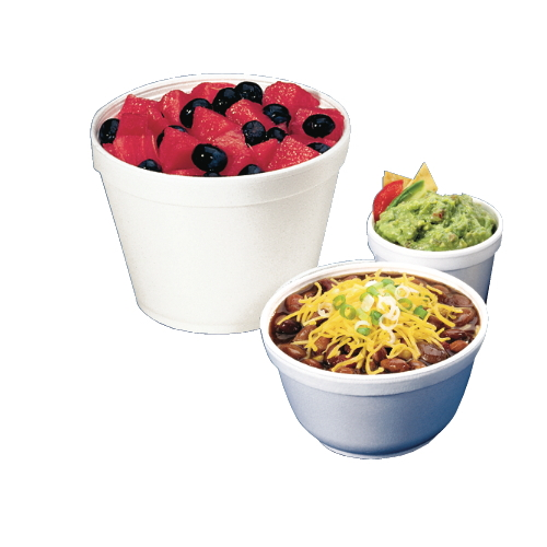 Dart Foam Container SKU#DCC24MJ48, Dart Foam Containers SKU#DCC24MJ48