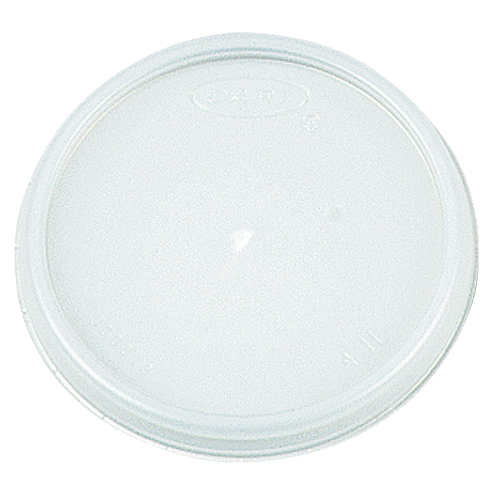 Dart Plastic Lid For Hot-Cold Foam Cup SKU#DCC6JL, Dart Plastic Lid For Hot-Cold Foam Cups SKU#DCC6JL