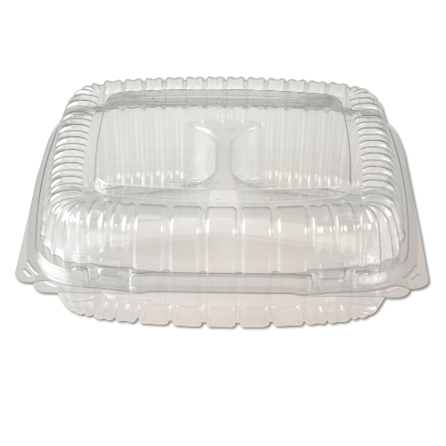 Dart ClearSeal Clear Hinged Lid Container SKU#DCCC89PST1, Dart ClearSeal Clear Hinged Lid Containers SKU#DCCC89PST1