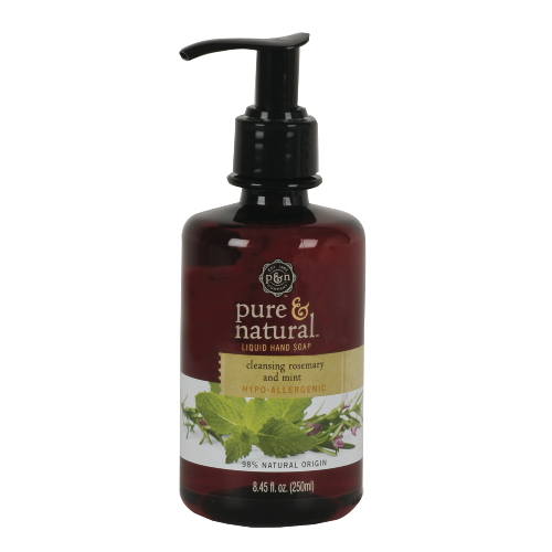 Dial Pure & Natural Liquid Hand Soap