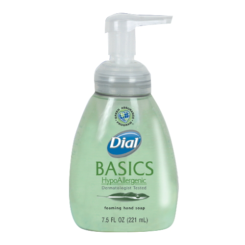 Dial Basics HypoAllergenic Foaming Lotion Soap SKU#DIA06042CT, Dial Basics HypoAllergenic Foaming Lotion Soap SKU#DIA06042CT