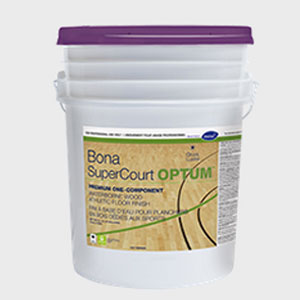 Bona SuperCourt Optum Floor Finish 5Gal SKU#DIV-101100563, Diversey Bona SuperCourt Optum Floor Finish 5Gal SKU#DIV-101100563