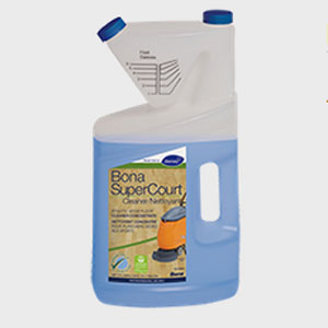 Bona SuperCourt Cleaner Concentrate 1Gal SKU#DIV-101100564, Diversey Bona SuperCourt Cleaner Concentrate 1Gal SKU#DIV-101100564