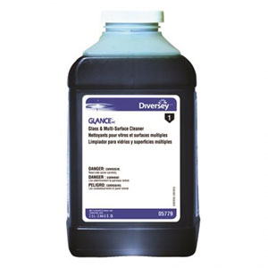 Diversey Glance HC Ammoniated Glass Cleaner SKU#Diversey-905779, Diversey Glance HC Ammoniated Glass Cleaner SKU#Diversey-905779