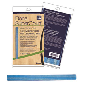 Bona SuperCourt Wet Cleaning Tacking Pad 60in SKU#DIV-AX0003499, Diversey Bona SuperCourt Wet Cleaning Tacking Pad 60in SKU#DIV-AX0003499