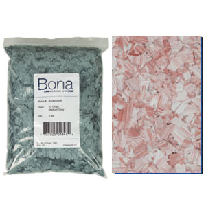 Diversey Bona Commercial Resilient Floor System Premium Color Chips - Rose SKU#DIVERSEY-AX0003589, Diversey Bona Commercial Resilient Floor System Premium Color Chips - Rose SKU#DIVERSEY-AX0003589