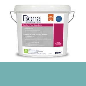 Diversey Bona Commercial Resilient Floor System Base Coat - Turkish Blue SKU#DIVERSEY-EC804620015, Diversey Bona Commercial Resilient Floor System Base Coat - Turkish Blue SKU#DIVERSEY-EC804620015