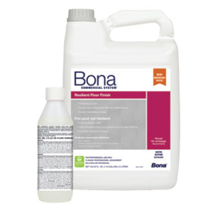 Diversey Bona Commercial Resilient Floor System Clear Satin Finish SKU#DIVERSEY-ES200620016, Diversey Bona Commercial Resilient Floor System Clear Satin Finish SKU#DIVERSEY-ES200620016