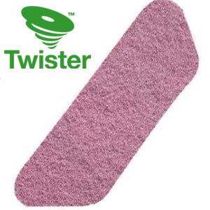 Diversey Twister TM-MC PINK S-Pad Diamond Floor Pads SKU#DIVERSEY-DD7524564, Diversey Twister TM-MC PINK HT S-Pad Diamond Floor Pads SKU#DIVERSEY-DD7524564