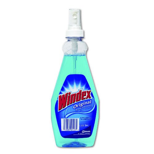 Windex RTU Glass Cleaner Spray Bottle 12 Oz SKU#DRKCB001237, Diversey Windex RTU Glass Cleaner Spray Bottle 12 Oz SKU#DRKCB001237