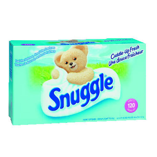 Snuggle Fabric Softener Dryer Sheets SKU#DRKCB451156, Diversey Snuggle Fabric Softener Dryer Sheets SKU#DRKCB451156