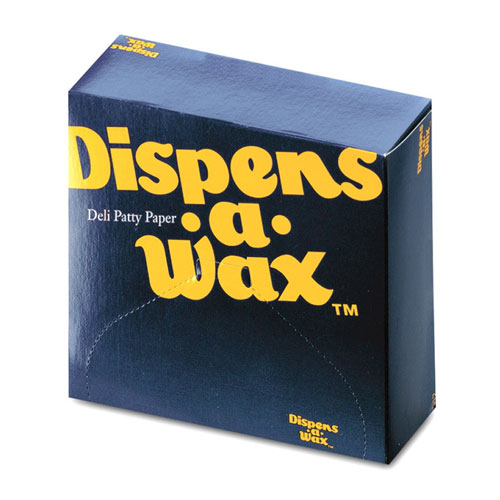 Dispens-A-Wax Deli Patty Paper SKU#GPC434, Georgia Pacific Dispens-A-Wax Deli Patty Paper SKU#GPC434