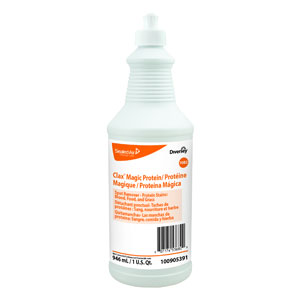 Diversey Clax Magic White Spot Stain Remover 32Oz SKU#Diversey-100905392, Diversey Clax Magic White Spot Stain Remover 32Oz SKU#Diversey-100905392