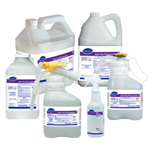Diversey Oxivir Five 16 Concentrate One Step Disinfectant Cleaner 2x Command Center Refill Jugs SKU#Diversey-5271361, Diversey Oxivir Five 16 Concentrate One Step Disinfectant Cleaner 2x Command Center Refill Jugs SKU#Diversey-5271361