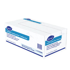 Diversey 6x8in Dry Wipes Disposable Wiping System SKU#Diversey-D1228884, Diversey 6x8in Dry Wipes Disposable Wiping System SKU#Diversey-D1228884