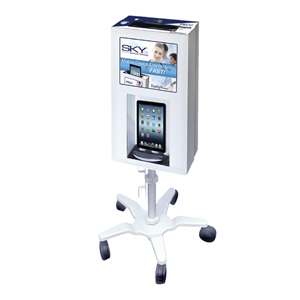 Diversey Portability Cart For SKY 7Xi Disinfection Unit SKU#Diversey-DMHD7013MRI, Diversey Portability Cart For SKY 7Xi Disinfection Unit SKU#Diversey-DMHD7013MRI