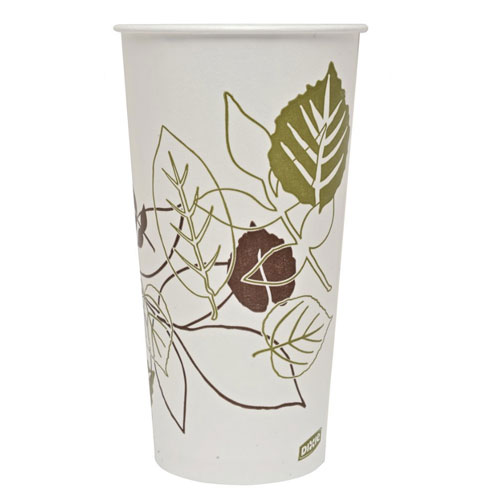 Dixie 21oz Poly Paper Cold Cups SKU#DIX22PPATH, Dixie 21oz Poly Paper Cold Cups SKU#DIX22PPATH