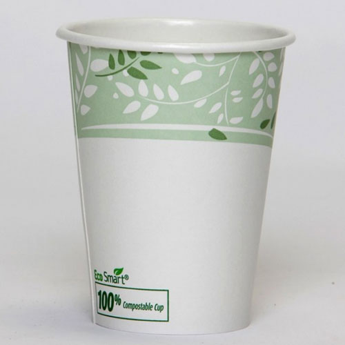 Dixie 12oz PLA Paper Hot Cup SKU#DIX2342PLA, Dixie 12oz PLA Paper Hot Cup SKU#DIX2342PLA