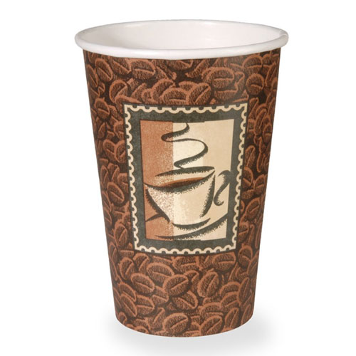 Dixie 16oz Paper Hot Cups SKU#DIX2346DJ, Dixie 16oz Paper Hot Cups SKU#DIX2346DJ