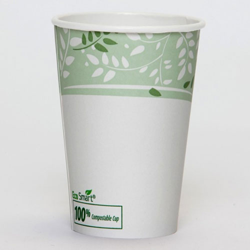 Dixie 16oz PLA Paper Hot Cups SKU#DIX2346PLA, Dixie 16oz PLA Paper Hot Cups SKU#DIX2346PLA