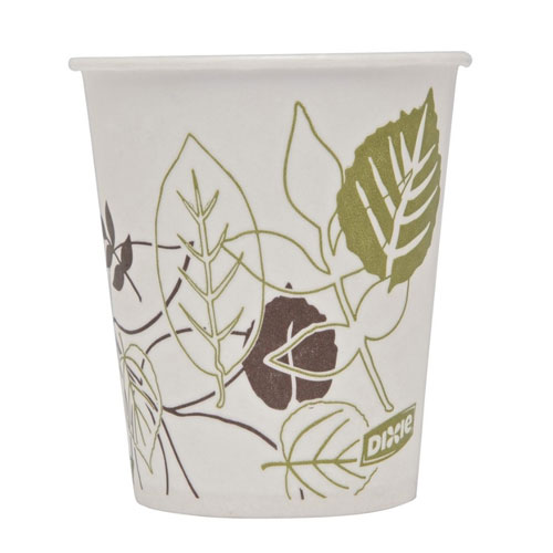 Dixie 5oz WaxTreated Paper Cold Cups, WiseSize SKU#DIX58WS, Dixie 5oz WaxTreated Paper Cold Cups, WiseSize SKU#DIX58WS