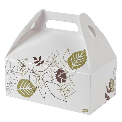 Dixie 5lb Barn Style Carryout Carton SKU#DIX965PATH, Dixie 5lb Barn Style Carryout Carton SKU#DIX965PATH